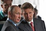 """Rusijos prezidentas pajuokavo dėl """"Kremliaus sąrašo"""""""