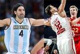 Pasaulio čempionatas: B grupėje – lengvas Argentinos tango ir sunkus kelias Rusijai