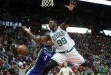 NBA naktis. Lyderių pralaimėjimas ir trigubas Jimmy Butlerio dublis