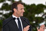 Teroro išpuolis prieš Prancūzijos prezidentą: suimti įtariamieji