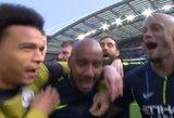 """Nepakartojama: """"Manchester City"""" vienu tašku laimėjo """"Premier"""" lygą"""