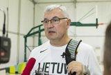 Jonas Kazlauskas: jau norime, kad Jonas būtų mūsų komandos lyderis, tačiau viskas – jo rankose