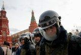 Maskva grasina Vašingtonui: Rusija imsis atsakomųjų priemonių