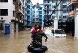 Tragedija Nepale – žuvo mažiausiai 65 žmonės