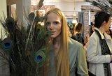 Išskirtinės išvaizdos modelis Rasa Ciūnė svarbiausias metų šventes mini prabangiai