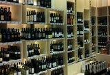 Parduotuvėje vagis rinkosi brangų alkoholį