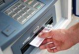 Lietuvoje brangsta pagrindinių bankų paslaugų krepšelis