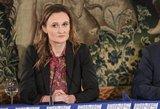Seime opozicija išsirinko naują lyderį: postą perėmė moteris