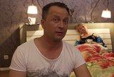 Moteris viliojantį aferistą suvaidinęs D. Petkevičius: tikrame gyvenime moterys nenusileidžia vyrams