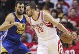 Paaiškėjo, kokio atlyginimo iš NBA klubų pageidauja Donatas Motiejūnas