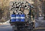"""Gazprom"" vadovas prakalbo apie dujų tranzito per Lietuvą grėsmę"