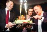 Politologai: Remigijaus Šimašiaus sėkmė gali būti svarbi kitų metų Seimo rinkimuose