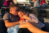 Neseniai išsiskyręs Aršauskas ruošiasi vestuvėms: santykiai – tarsi melodramoje
