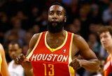 """D. Motiejūnas sukrapštė 4 taškus, """"Rockets"""" šventė ketvirtą pergalę iš eilės"""