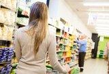 Maisto kainos Lietuvoje: kai kurie produktai pirmąjį pusmetį bus brangesni