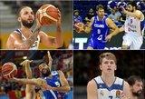 Eurobasket 2017. A grupės apžvalga: ryškus favoritas bei arši kova dėl likusių pozicijų