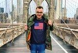 Vaidas Leliuga dalinasi fotoįspūdžiais iš JAV: kolegoms lauktuvių parvežė Oskarą