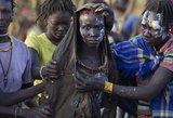Šiurpūs vaizdai iš paslaptingiausios genties gyvenimo: to niekur nepamatysite
