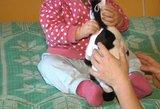 Žada daugiau dėmesio vaiko gerovei, ne tik apsaugai nuo smurto