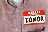 Šeimas ištiko šokas: tobulas donoras pasirodė esąs teistas ir ligotas melagis