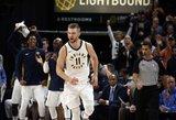 NBA: iš lietuvių geriausiai sekėsi Domantui Saboniui