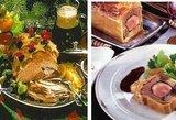 TOP 5: idėjos kalėdiniam vaišių stalui