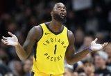 """Nėra Sabonio – nėra pergalės: """"Pacers"""" neatlaikė """"Magic"""" jaunimo"""