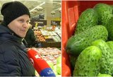 Atsakė pasiilgusiems šviežių daržovių: geriau lietuviškos ar atvežtinės?