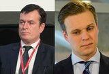 """""""MG Baltic"""" byloje liudyti kviečiami Seimo nariai"""