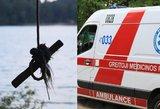 Tragedija Balsio ežere sukrėtė iki širdies gelmių: dabar viskas bus kitaip
