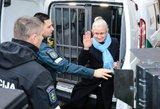 Sprendimas dėl Venckienės atidėtas: prokurorai prašo suimti 2 mėnesiams