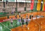 Lietuva pasirengimą atrankos varžyboms pradėjo be trijų krepšininkų