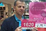 Moterų bėgime startuosiantis vyras: palaikymas kovoje su krūties vėžiu labai svarbus