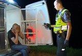 Poilsiautojams vakarą sugadino BMW vairuotojas: prireikė ir policijos