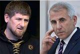 Rusijos opoziciją terorizuojančiam Ramzanui Kadyrovui užkliuvo Vygaudas Ušackas