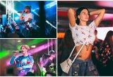 Vasara išlydėta su trenksmu: lietuvių repo žvaigždės ir seksualios merginos