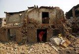 Tikroji stichijos kaina Nepale: jaučiausi sukrėstas
