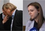 Teismas prokurorės prašymo neišgirdo: mirtiną avariją sukėlęs vyras paleistas į laisvę