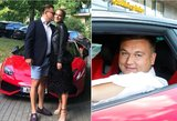 Kriptomilijonierius P. Aršauskas paliko žmoną ir dukrą: naujausia nuotrauka įaudrino komentatorius