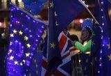 """ES: Britanija vis dar nepateikė įgyvendinamo pasiūlymo dėl """"Brexit"""""""