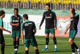 Ronaldo jau šyla kojas Vilniuje: veide – susikaupimą keičianti šypsena