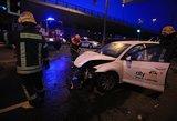 """Tragedija Vilniuje: girtas """"CityBee"""" vairuotojas pražudė taksi keleivę"""