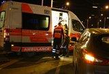 Kruvina šeimos drama Klaipėdoje: po moters žmogžudystės laiptinėje – siaubą keliančios detalės