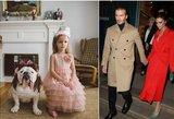 Beckhamų dukros poelgis suvirpino širdis: ryžosi neįprastam žingsniui
