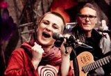 N. Malunavičiūtė ir I. Ditkovskis – dainuojamoji poezija pagardinta džiazu