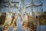 Už netinkamą pinigų plovimo prevenciją – šimtatūkstantinė bauda ir veiklos apribojimas