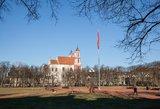 S.Skvernelis pasakė, kada bus lėšos Lukiškių memorialui
