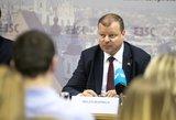 Po Skvernelio pareiškimų apie galimą naują koaliciją – spėlionių virtinė Seime