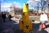 Ukmergiškių šeimos namuose radiacija net keturis kartus viršijo leistiną normą