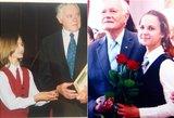 Indrė Kavaliauskaitė apie susitikimą su Valdu Adamkumi: tai buvo viena svarbiausių dienų